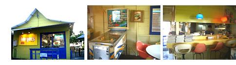 写真:Burgers店内の様子
