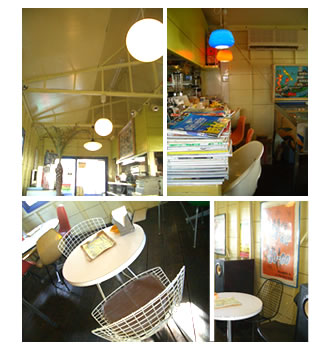 写真:沖縄県北谷町北谷Burgersの様子