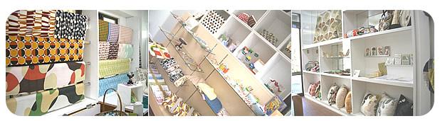 写真:那覇市、国際通りの雑貨屋さんハニー