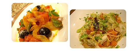 写真:Gritaでは食事メニューにも力を入れている
