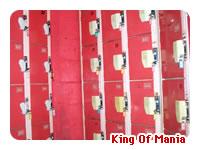 写真:キング オブ マニア、ロッカールーム