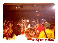 写真:キング オブ マニア フロア